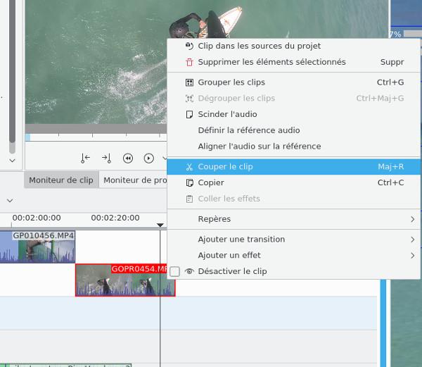 couper facilement une video