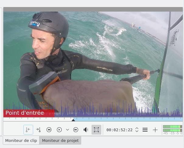 Funix section linux for Moniteur montage video