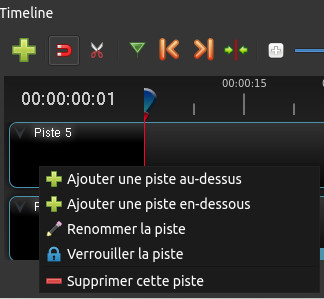 how to add subtitles in openshot